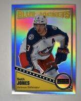 2019-20 OPC Platinum Retro Rainbow #R-29 Seth Jones - Columbus Blue Jackets