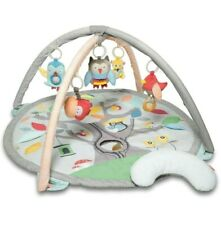 Skip Hop Treetop Friends Baby Activity Gym Playmat, Grey Pastel