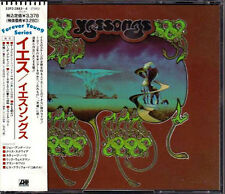 YES Yessongs JAPAN Early Press 2 CD 1989 W/Obi 32p2-2883/4 RARE!