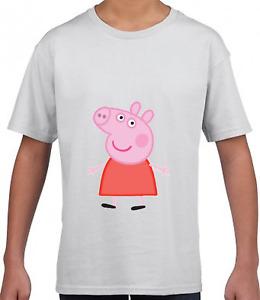 Childrens T-Shirt - Peppa Pig
