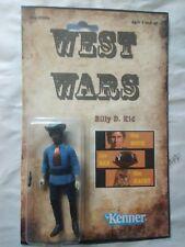 BILLY D. KID LANDO DKE KILLER BOOTLEG FIGURE STAR WARS TOY FAR FAR WEST WARS 1/1