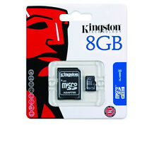 8GB Tarjeta De Memoria Para Samsung Galaxy S7 S6 S5 J1 J5 Core Prime A3 Nota 4 3