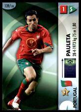 Panini World Cup 2006 Card - Pauleta Portugal (Forwards) No. 139