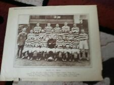 More details for celtic 1922/23 team photo - original supplement to sports pictures