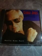 George Jones Walls Can Fall CD