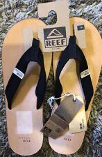 Reef Boy + Girl Voyage 2656 Sandals Flip Flops Men's Size 14 RARE Vibram Sole