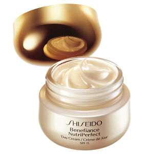 SHISEIDO Benefiance NutriPerfect Day Cream SPF15 1.7 fl.oz/ 50 ml