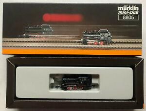 Märklin Mini-Club - 8805 - Lok 99 006 - mit OVP - Neuwertig