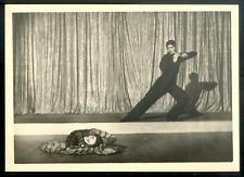 CIRQUE, cabaret-variété; Contorsionniste , Tirage argentique c.1948/54 - 13x18