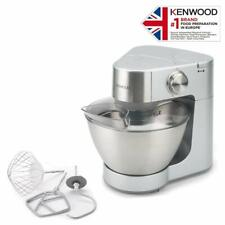 Kenwood KM240SI 900W Stand Mixer with 4.3L Stainless Steel Bowl 3 Attachments Uk