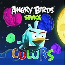 Angry Birds Space: Colors Board Book by N/A