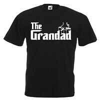 Grandad Fathers Day Gift Adults Mens T Shirt 12 Colours Size S - 3XL