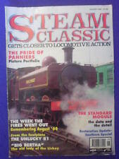 STEAM CLASSIC - AUGUST '68 - August 1993 #41