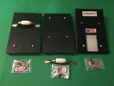 Ham Radio Morse Key & Paddle Base 1ea Ez-Mount-Base TM + Hardware @2Lbs 13oz
