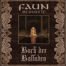 FAUN - BUCH DER BALLADEN (DELUXE EDT.IM ECOLBOOK)  CD NEU