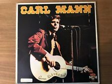 CARL MANN - GONNA ROCK 'N' ROLL TONIGHT - CHARLY RECORDS CRL 5008 - YEAR 1978