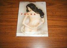 Falke Shelina 12 Den Tights Pantyhose Sheer to Waist ll Medium Noisette  New
