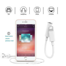 Apple Lightning to 3.5mm Headphone Jack Adapter for iPhone 7 8 PLUS X Xs Max Ku