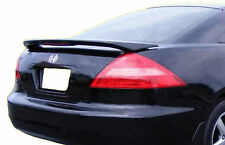 PAINTED REAR WING SPOILER FOR A HONDA ACCORD 2DR FACTORY 2003-2005