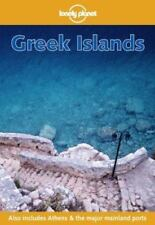 LONELY PLANET: THE GREEK ISLANDS  (2000)   EX-LIBRARY