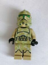 Genuine Lego Star Wars 41st Kashyyyk Clone Trooper Minifigure
