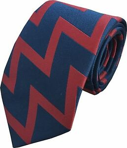 LIFETIME GUARANTEE Royal Artillery Regiment Woven Striped Tie Made In GB