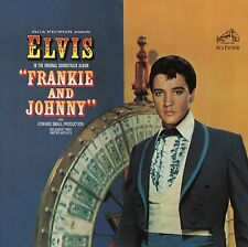 Elvis Presley - Frankie And Johnny 180g vinyl LP NEW/SEALED Movie Soundtrack