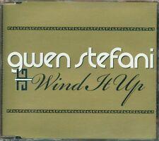 Gwen Stefani - Wind It Up 1 Track Promo Cd Perfetto