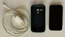 Motorola MOTO G, 1st Gen, 8 GB, Verizon Wireless, 3G, Black, Used