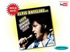 ELVIS DATELINE 1970<>BRINGING HIM BACK AGAIN<>JOE TUNZI HB BOOK<>NEW 2016 OOP