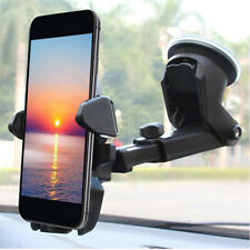 Universal Car Windshield Dash Mount Mobile Phone Holder for iPhone 6 7 8 Plus Y4