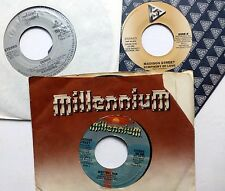 RANDY & The RAINBOWS / MADISON STREET Lot of 3 x 45rpm singles Doowop  e1482