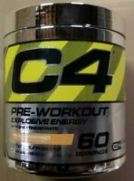Cellucor C4 Original Extreme Energy Pre-Workout Peach Mango - 60 Servings