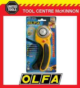 OLFA RTY-2/DX 45mm ROTARY CUTTER SEWING & QUILTING CRAFT CUTTER – MADE IN JAPAN