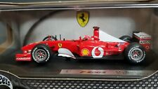 Hot Wheels Racing 1:43 Ferrari F2002 M. Schumacher Collection Formula One F1