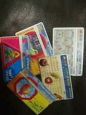 Lot36. Five Phone Cards