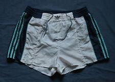 ADIDAS SHORTS Glanz Sprinter Nylon Shiny Boxer Hose Retro Vintage Sporthose Gay