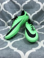 NWOB NIKE Hyper Venom Green Cleats Nike Skin Size 14 Mens READ DESCRIPTION