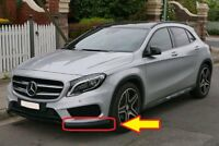 NEW GENUINE MERCEDES BENZ MB GLA CLASS X156 AMG FRONT BUMPER LOWER TRIM LEFT N/S