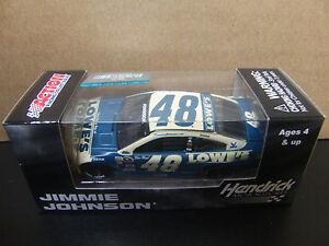RARE Jimmie Johnson 2015 Lowes Darlington Throwback Chevy SS 1/64 NASCAR