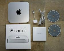 Apple Mac mini (mid 2010), 2,4ghz, 2gb di RAM, 320 GB HDD, Incl. SCATOLA ORIGINALE-OTTIMO STATO
