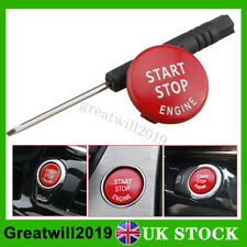 Start Stop Engine Button Switch Cover for BMW X1 X5 X6 3 5 Series E90 E91 E92