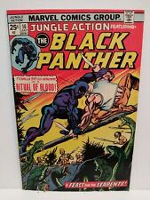 Jungle Action #16 Marvel Comics 1975 Black Panther Bronze Age 16