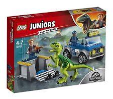 LEGO Juniors Raptor Rescue Truck 2018