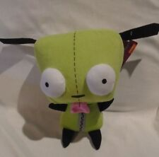 "Nicklodeon 8"" Plush Invader Zim"