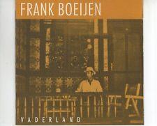 CD FRANK BOEIJENVaderland (B2890)