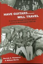 HAVE GUITARS.......WILL TRAVEL BOOK 1(WHYTE TYGER 2009)SIGNED
