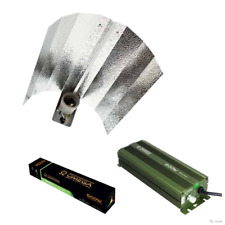 Omega Lighting 600w Grow Light Dimmable Digital Ballast HPS Dual Spectrum Bulb