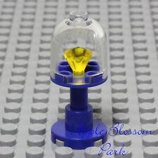 NEW Lego Princess PURPLE DISPLAY CASE w/Yellow Jewel Gem -Belville Elves Friends