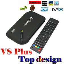 1080P DVB-S2 HD Digital Satellite Tv Receivers Recorder Android Box Media Player